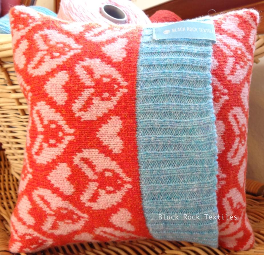 BRT cushion
