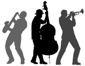 SWING BAND SILHOUETTE