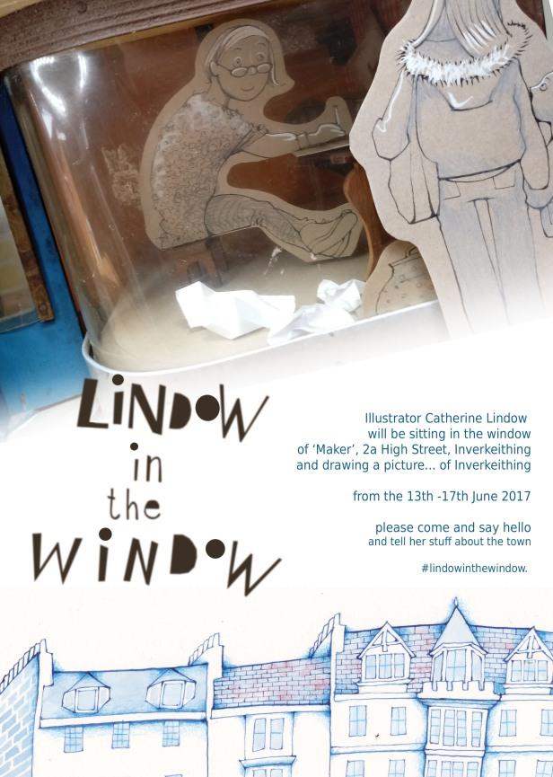 lindow in the window