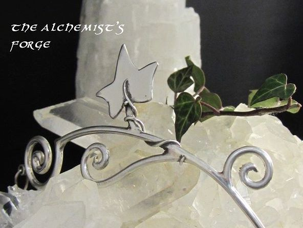 The Alchemist's Forge – Hand-Forged SilverJewellery