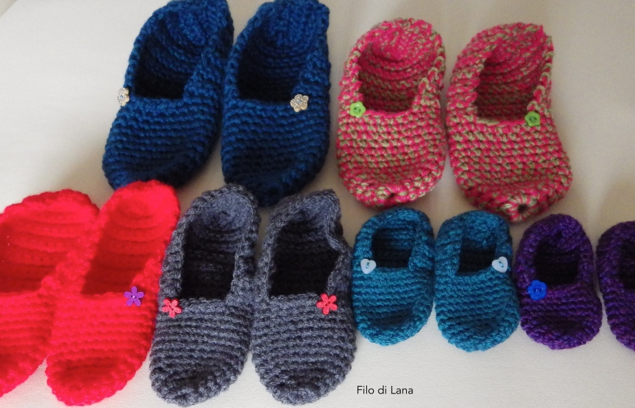 c&a slippers in all sizes adults to babies copy