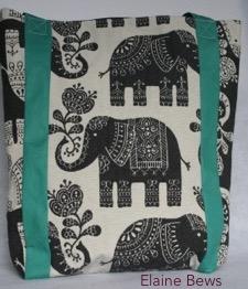 cropped elephant