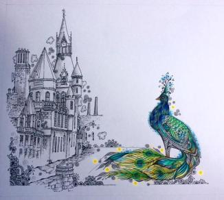 Peacock-Book