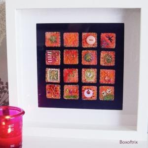 Tangerine Dream Inchies framed copy