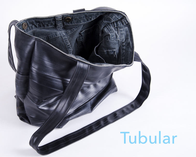 Tubular – Repurposed Inner Tubes
