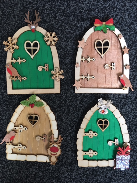 Workshops at Maker – MAGIC SANTA DOOR children's workshop