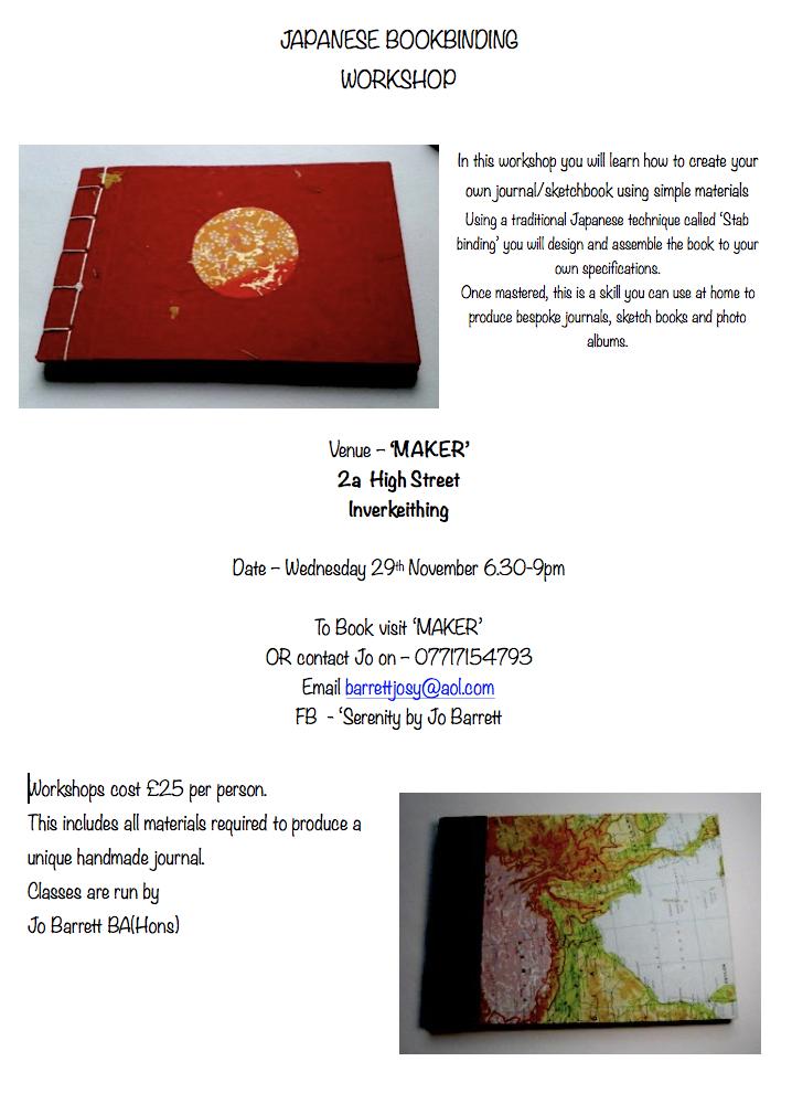 Journal/Sketchbook Making