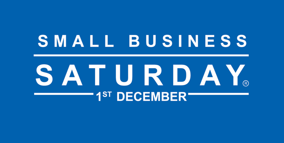 Small Business Saturday 1st December