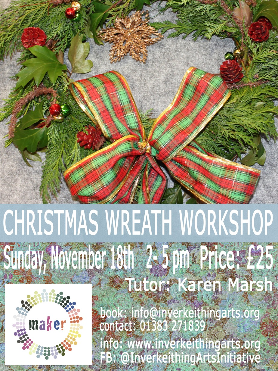 WREATH WORKSHOP FLAT