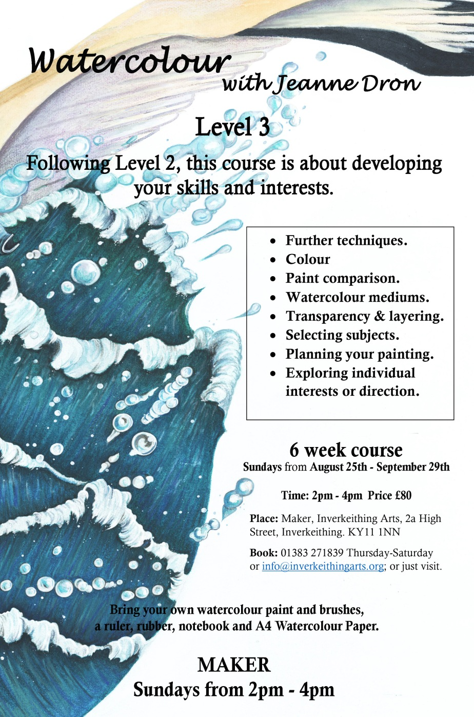 Level 3 August 2019