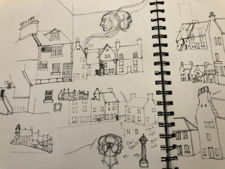 Snapshots & Sketches theinterpretations